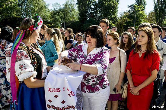 Удовенко 1 вересня