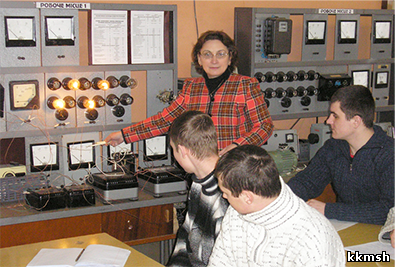 Лабораторія Теоретичні основи електротехніки