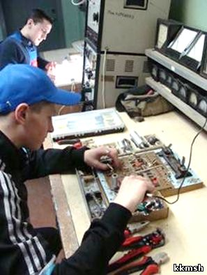 Експлуатації і ремонту електрообладнання та засобів автоматизації